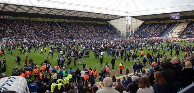 Preston v Chesterfield