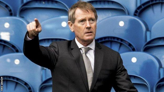 Dave King owns 14.5% of shares in Rangers International Football Club plc