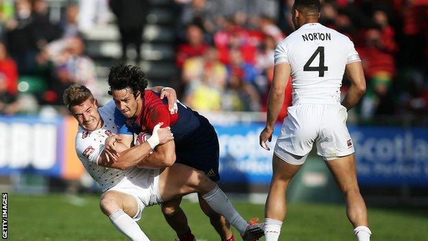 England Rugby Sevens