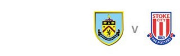 Burnley v Stoke