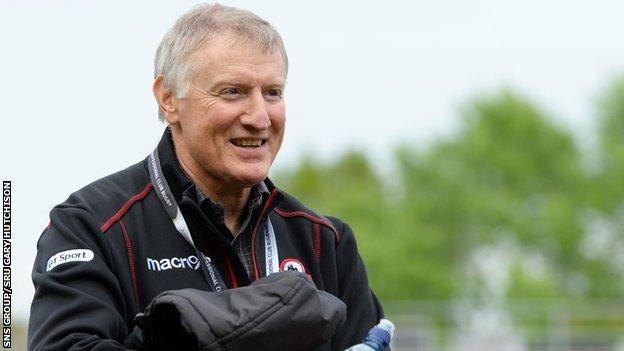 Edinburgh coach Alan Solomons
