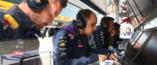 With no refuelling, fuel management has become a large part of F1 strategies