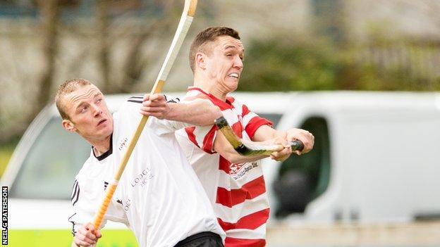 Lovat beat Lochaber to go top of the league