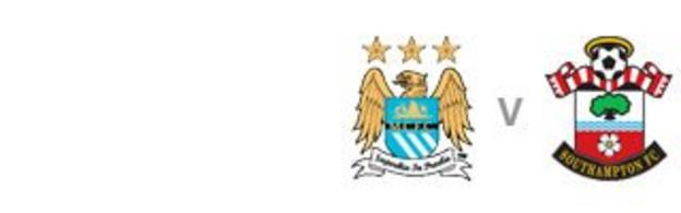 Man City v Southampton