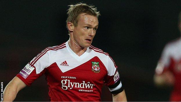 Dean Keates left Wrexham after nearly five years at the Conference club