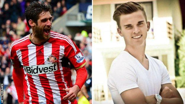 Danny Graham and JJ O'DOnnell