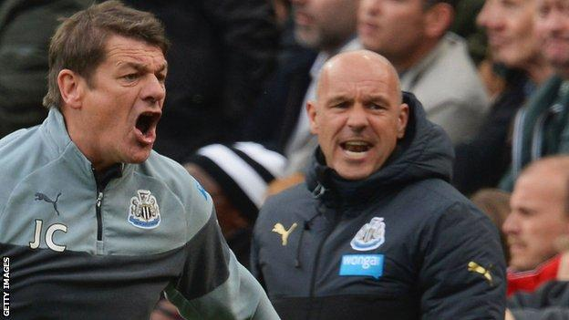 John Carver and Steve Stone have overseen a dramatic slump