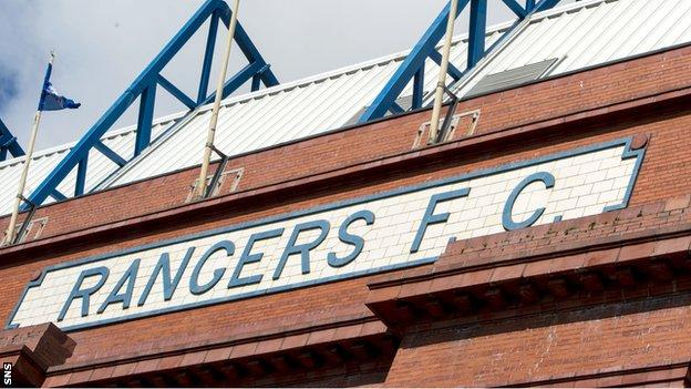 Rangers have received a £1.5m unsecured loan from Dave King for working capital