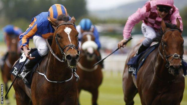Gleneagles produced a strong finish to complete a notable double