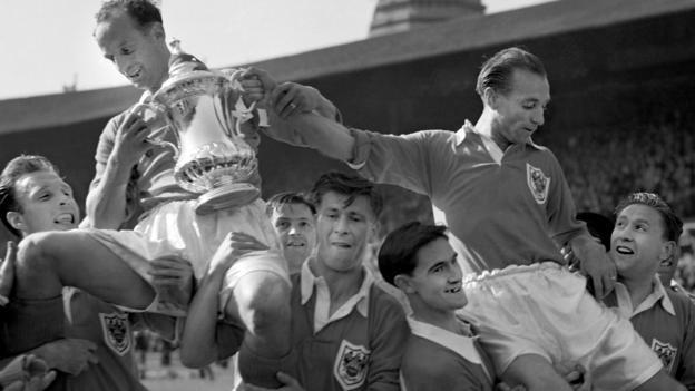 1953: Blackpool vs. Bolton, The Matthews Final
