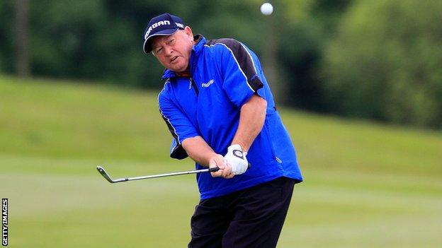 Ian Woosnam won the Masters in 1991