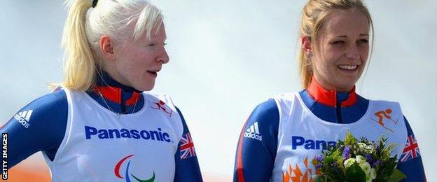 Gallagher and Evans were fourth in last year's BBC Sports Personality awards