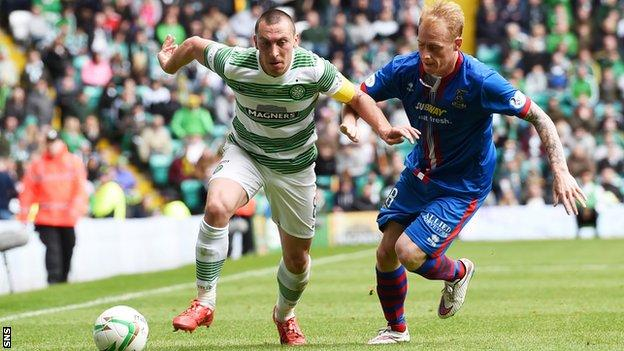 Scott Brown and Carl Tremarco