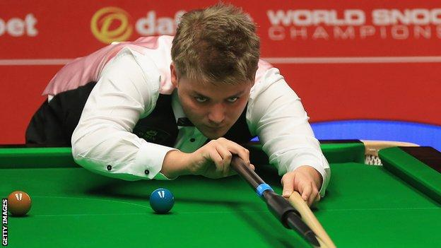 Michael White is ranked 17th in the world