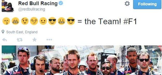 Red Bull on Twitter