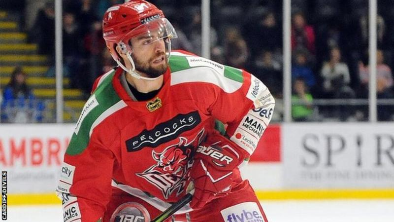 UK: Cardiff Devils - Faryna Leaves For 'personal Reasons'