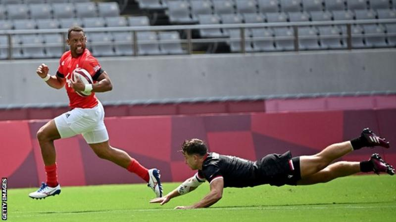 Tokyo Olympics: Great Britain beat Canada convincingly in opening rugby sevens match