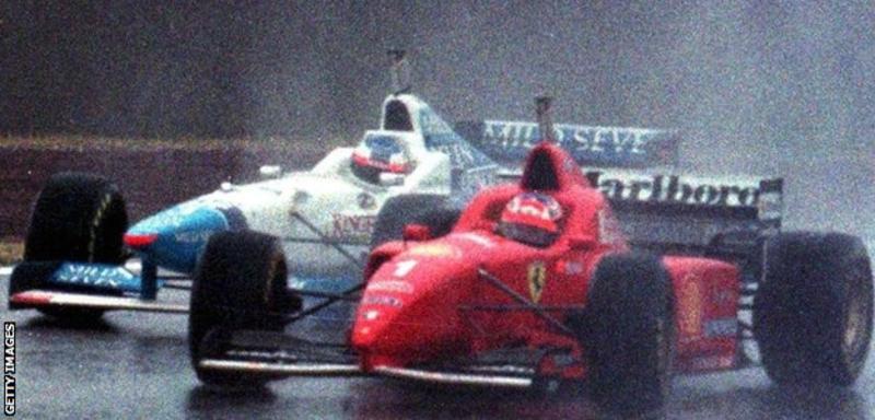 Spanish Grand Prix: Why Michael Schumacher's epic 1996 win matters