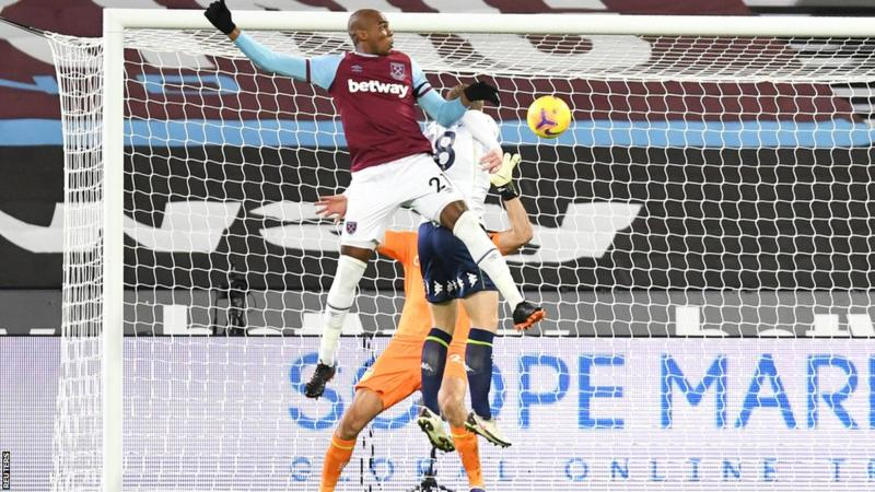 West Ham go fifth after pulsating win over Villa