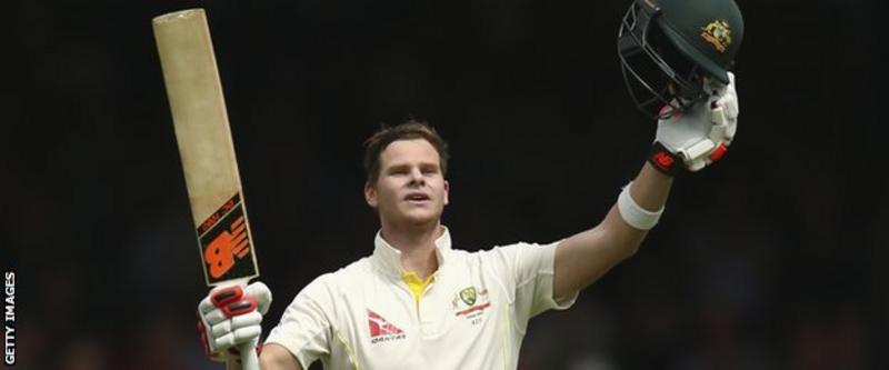 Ashes 2015: England collapse after Steve Smith stars at Lord's