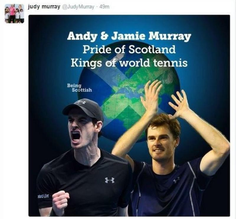Andy Murray beats Novak Djokovic to win ATP World Tour Finals title and seal world number one spot