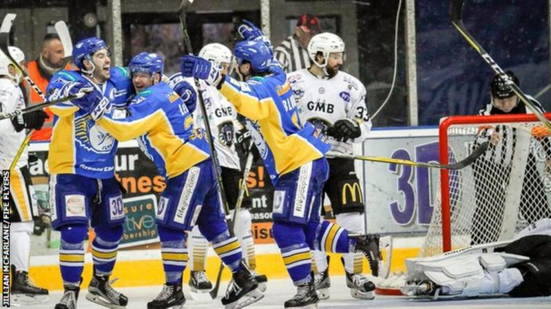 UK: Fife Flyers Relieved To End Dismal Run As Dundee Stars March On