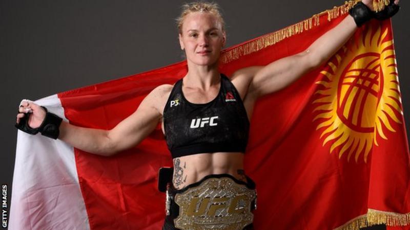 UFC: Molly McCann, Valentina Shevchenko & Joanne Calderwood encourage more women to take up MMA