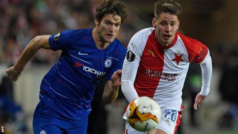Chelsea - Slavia Prague