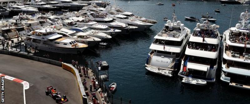 Monaco GP: Sebastian Vettel top in final practice