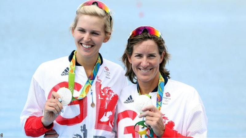 Katherine Grainger goes from 'dark days' to GB's most decorated female Olympian