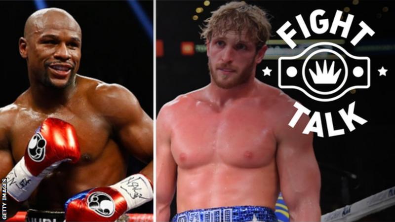 Fight Talk: Floyd Mayweather, Logan Paul, Daniel Dubois, Tommy Fury, Devin Haney, Teofimo Lopez