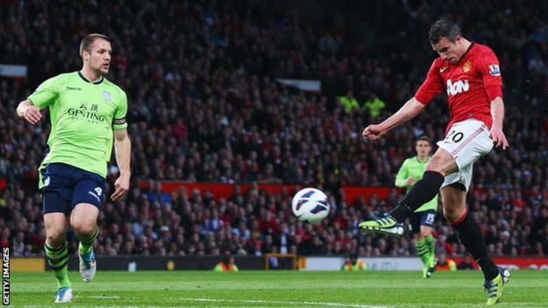 Robin van Persie: Ex-Arsenal & Manchester United striker on career highlights