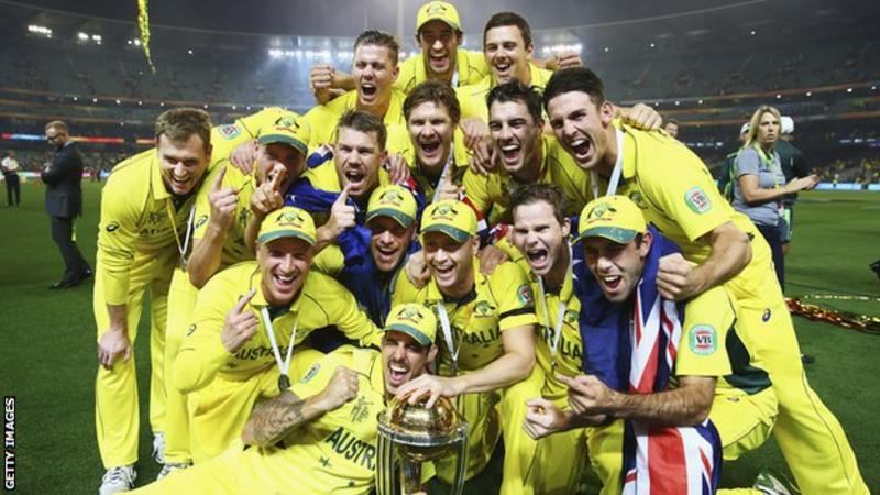 A brief history of the Cricket World Cup
