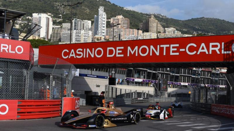 Formula E: All-electric series prepares to race on modified Monaco circuit (2021)