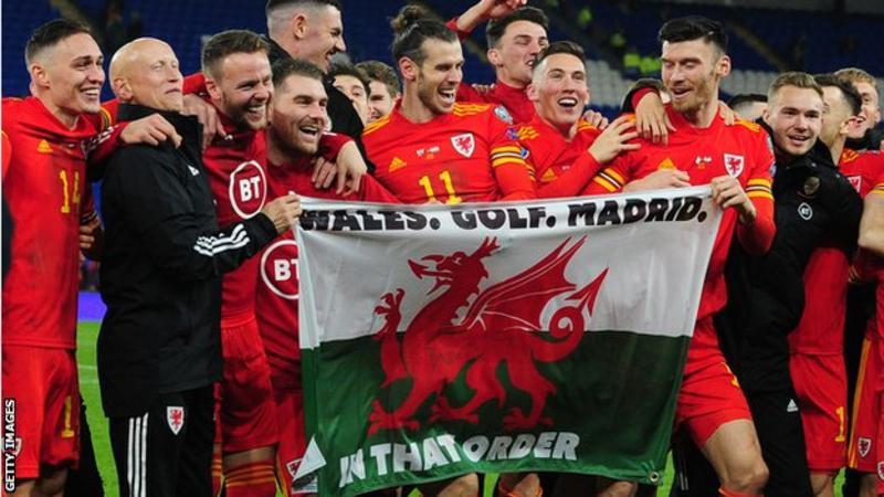 Gareth Bale and Wales