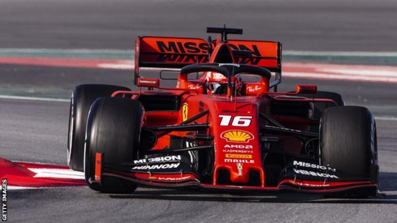 Ferrari are 'a bit ahead' of F1 champions Mercedes, says Valtteri Bottas