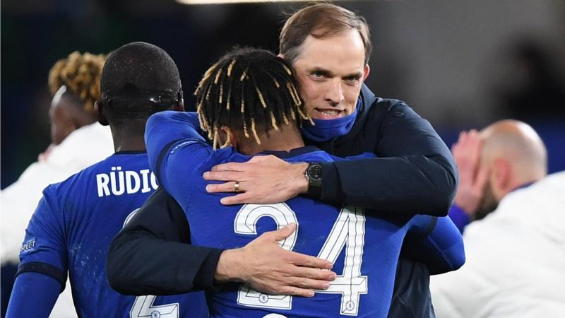 Thomas Tuchel: Chelsea boss says Real Madrid win 'really huge' (2021)