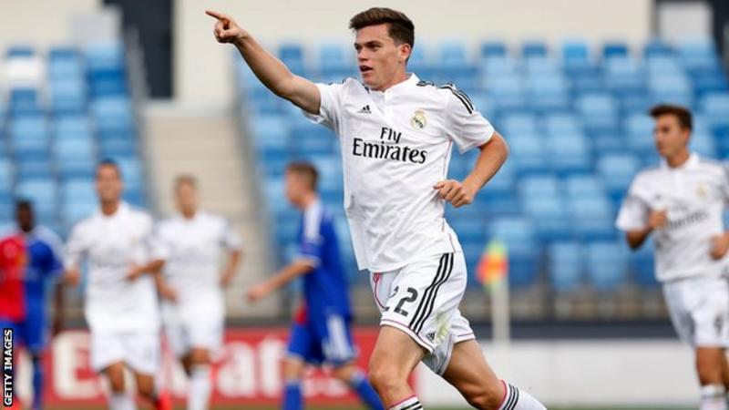 Jack Harper: Malaga's Scottish forward who walked out on Real Madrid as a teenager'