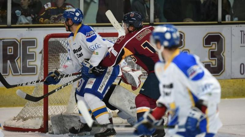 UK: Elite League Round Up - Glasgow Clan, Dundee Stars & Fife Flyers In Action