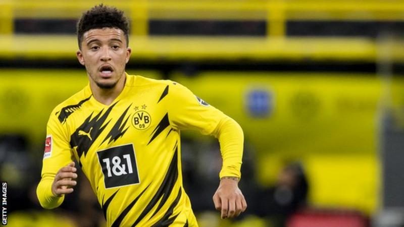 Jadon Sancho: Manchester United have £67m bid for Borussia Dortmund winger rejected