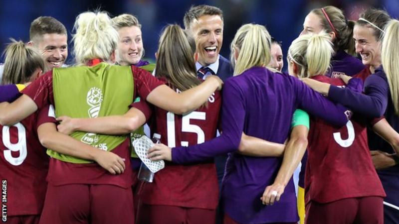 Women's World Cup: Casey Stoney - Man Utd boss on managing in men's game