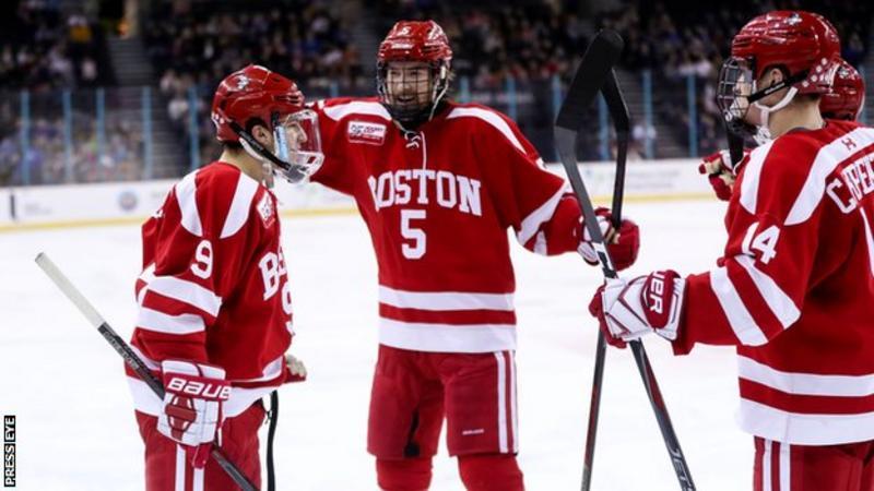 Friendship Four: Boston University To Face Union College For Belpot Trophy