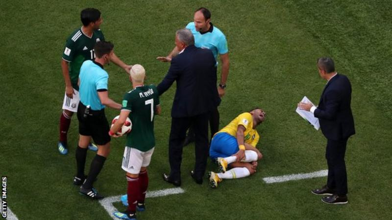 World Cup 2018: Divisive Neymar 'charms Brazil, but annoys whole world'