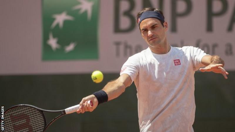 French Open: Roger Federer to play Lorenzo Sonego on return to Paris