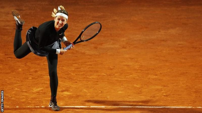 Victoria Azarenka: Two-time Grand Slam champion talks pregnancy and motherhood