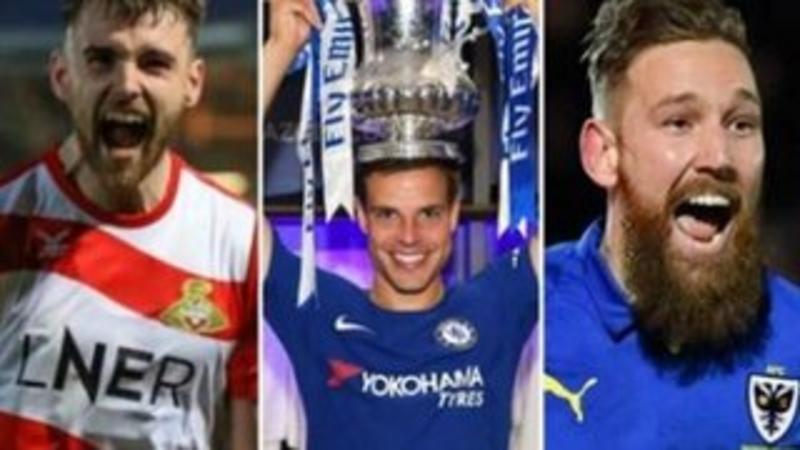 Football gossip: Sancho, Ozil, Skriniar, Higuain, Overmars, Romero, Llorente