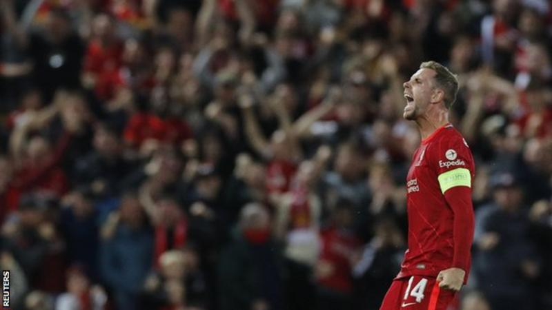 Liverpool comeback sinks Milan in Champion League epic