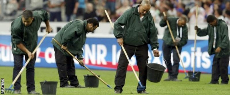 Rugby World Cup 2015: England pay for 'shocking' discipline