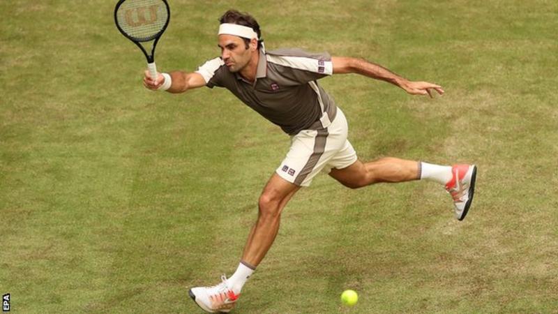 Roger Federer delivers Halle Open verdict after gaining revenge over John Millman