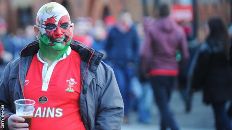 Wales v England in the Six Nations: 'A sporting occasion like no other'